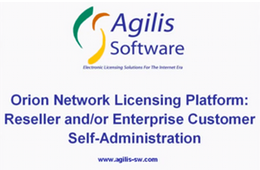 Delegating License Administration to Resellers or Enterprise Customers (5 Minutes)